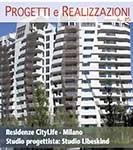 Residenze CityLife Milano Studio Libeskind